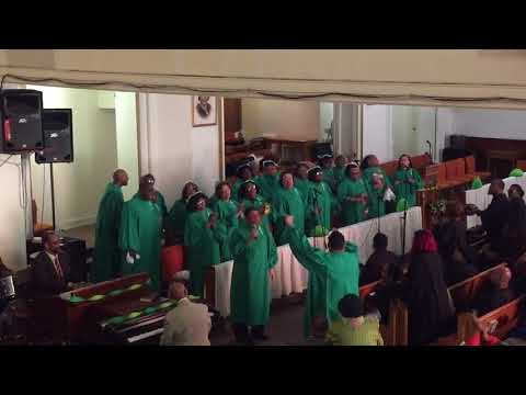 The Bishop McKinley Williams Memorial Choir Anniversary 18'