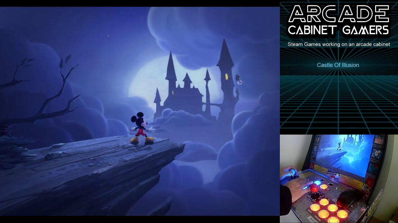 Pc Games For Arcade Cabinet Scenes