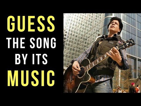 Guess the Bollywood Song by its Music