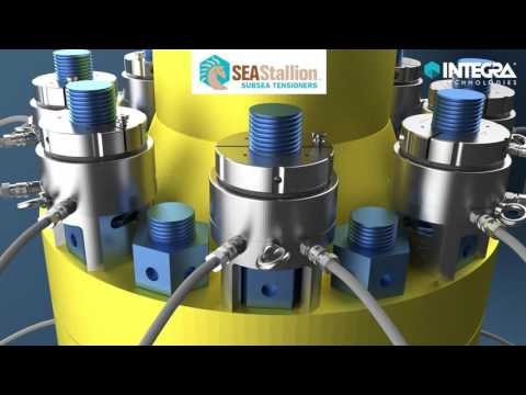 SeaStallion™ Subsea Bolt Tensioners: How It Works