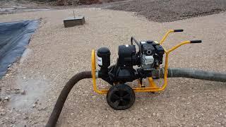 Pompe thermique à membrane chez global tools