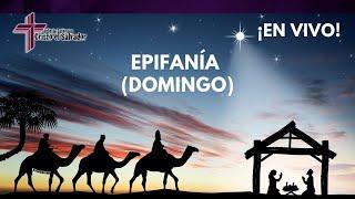 Epifanía (Domingo), Cristo El Salvador LCMS Del Rio, TX