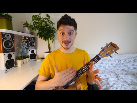 How to play the ukulele REALLY fast! - Tutorial