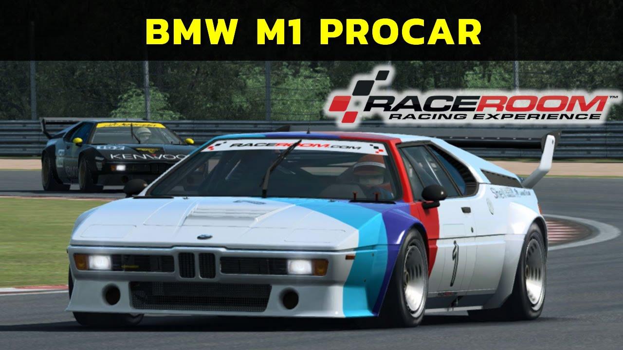Raceroom Racing Experience - BMW M1 Procar em Zolder