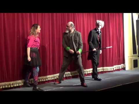 Bad Guys - Ketton Players Pantomime.