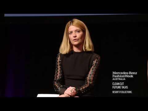 CLEAN CUT: FUTURE TALKS #2 MERCEDES-BENZ FASHION WEEK AUSTRALIA RESORT 17 COLLECTIONS
