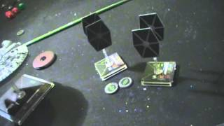 11th Legion Presents: X-Wing Miniatures Game: Millennium Falcon Unboxing & BatRep (4 of 4)