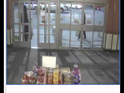 Police are looking for help identifying the black male seen entering the Stop & Shop grocery store in the video above. The man is believed to have left the store with nine cases of beer without paying, according to police.