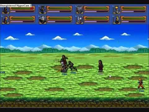 NTSD 2.4 - Uchiha Itachi - Special Combo