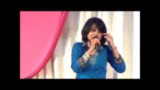 "What a performance by Sniti Mishra ""In Aankhon ki masti ke, Mastaane hazaroon hai"""