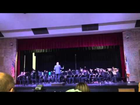 North Oaks Middle School 2015 Winter Concert