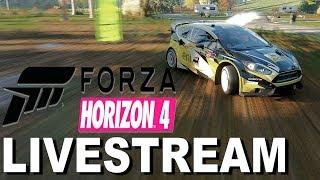 Forza Horizon 4 - Microsoft Studios - PC 8700 RTX 2080 Live Stream 4