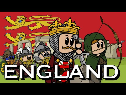 The Animated History of England