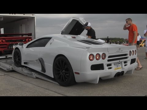 LOUD SSC Ultimate Aero Start-up SOUND!