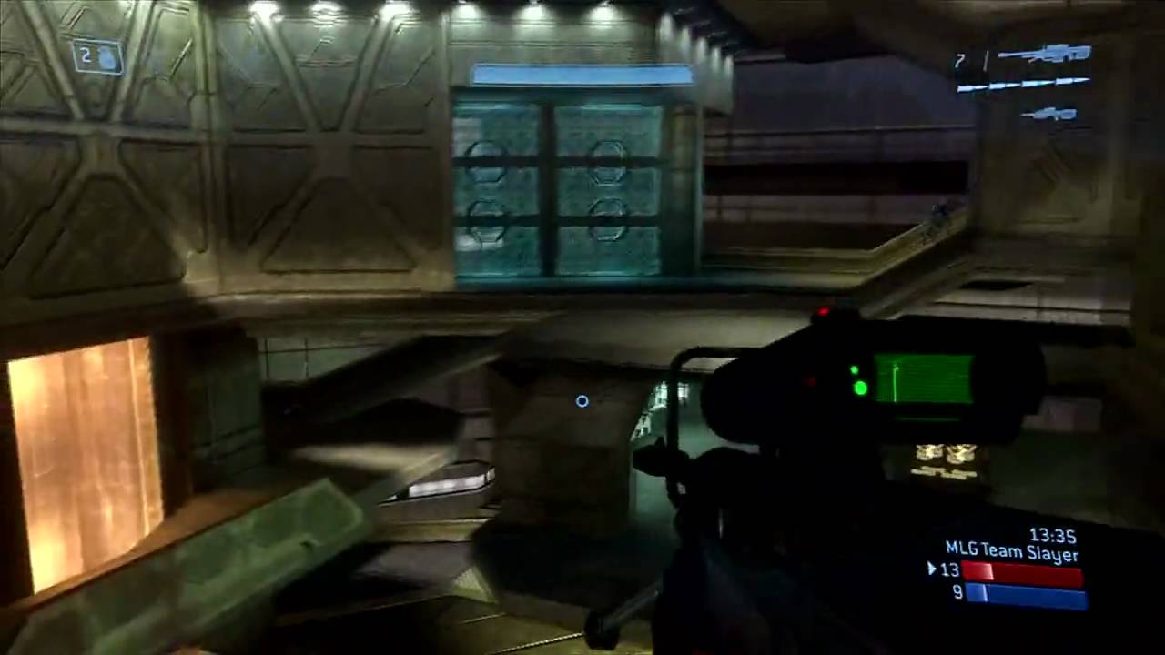 Lunchbox (A Halo 3 Pro) :: MLG Construct Team Slayer Gameplay