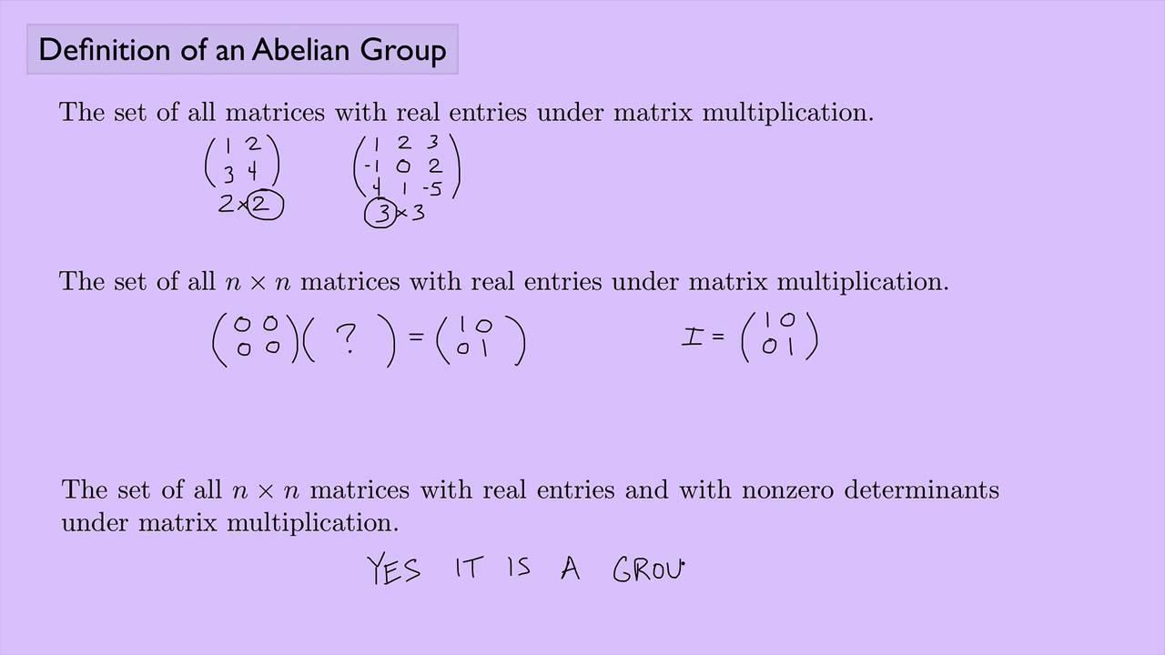a definition of algebra