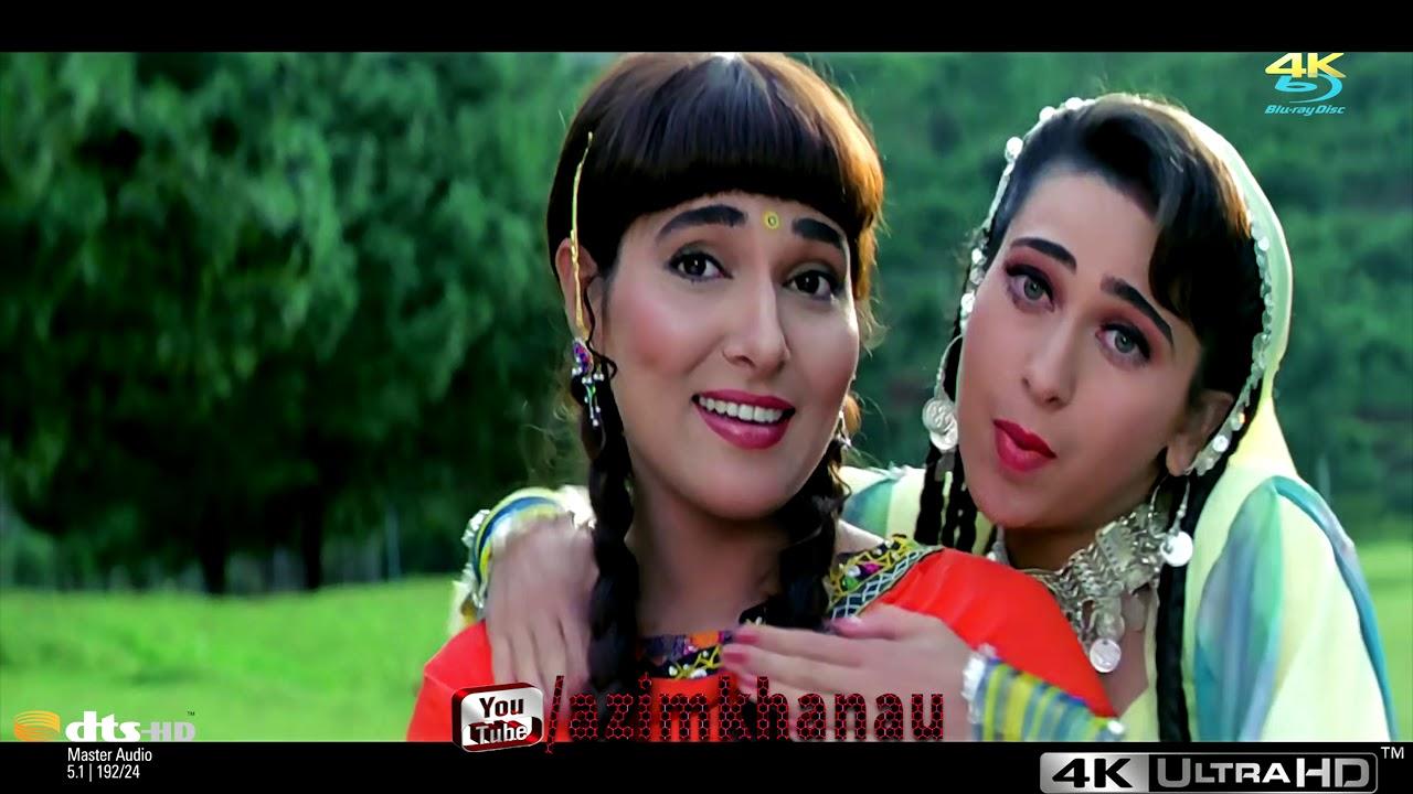 Download Puchho Zara Puchho 4K 2160p Raja Hindustani 1996 ( 2160 X 3840 ).webm