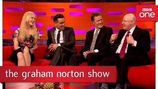 Matt Lucas on fame and Doctor Who conventions  - The Graham Norton Show: 2017 - BBC One