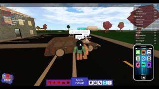 Roblox - Ro-Citizens Episode 7 Really Fun game - Roleplay