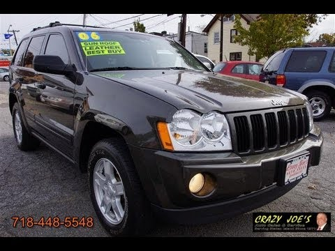 2006 jeep grand cherokee laredo 4x4 youtube. Black Bedroom Furniture Sets. Home Design Ideas