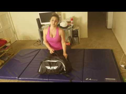 Elite Sports Duffel Backpack Review by Crystal Cartagena