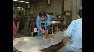 1993年 NHK 彫刻家篠田守男.