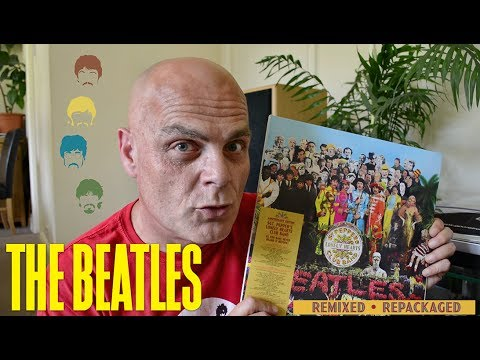 The Beatles 'Sgt. Pepper' 50th Anniversary Reissue Vinyl 1st Play
