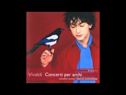 Vivaldi, A. - 28 - Concerto in Cm, RV120 - 3.Allegro