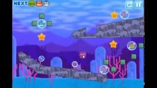 Aquatic Rescue Walkthrough - Levels 16-30 All Stars