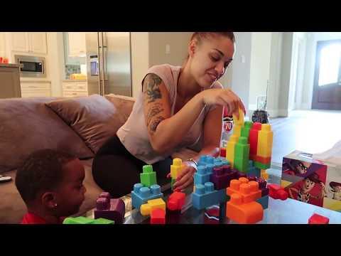 BUILDING BLOCKS WITH DJ | THE PRINCE FAMILY