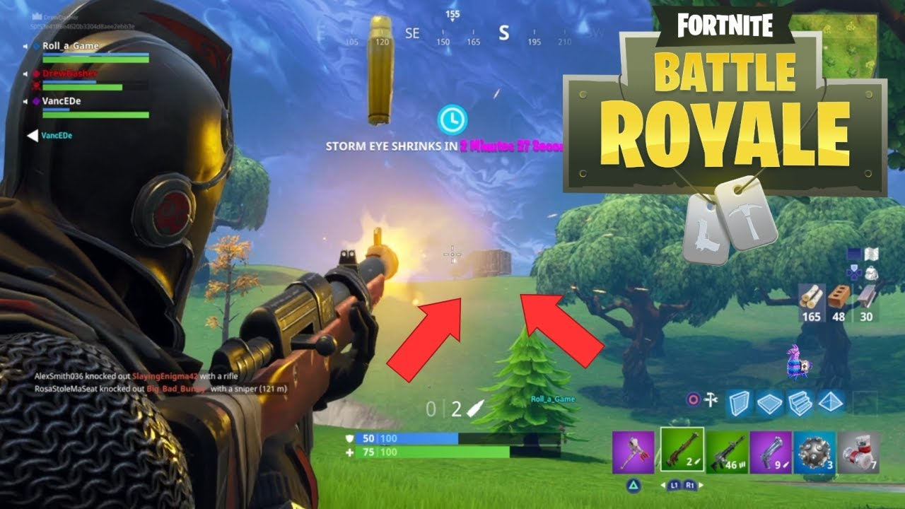 how to find copper ore fortnite