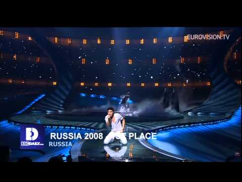 The Amazing Eurovision Staging Track Record Of Fokas Evagelinos