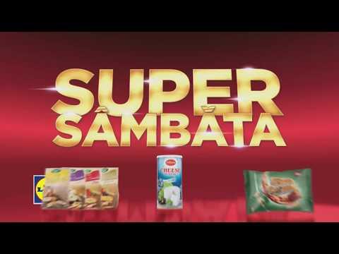 Super Sambata la Lidl • 20 Octombrie 2018