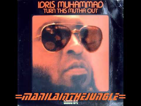 IDRIS MUHAMMAD - Turn This Mutha Out (1977)