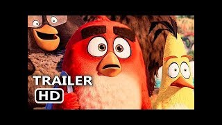 Angry Birds 2 Official Trailer #1 (2019) new animated movie - jackson storm