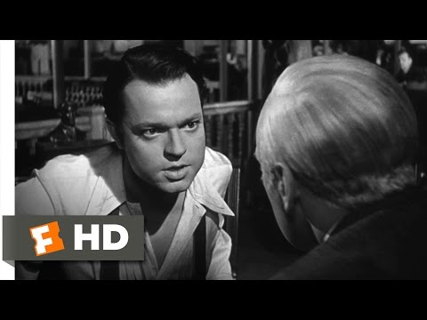 Citizen Kane - How To Run A Newspaper Scene (3/10) | Movieclips