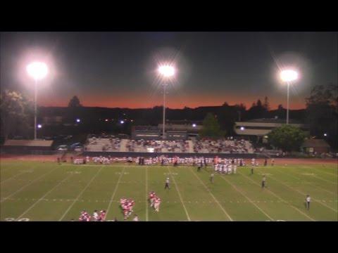 VIDEO: Sacramento City College vs Santa Rosa JC, 9-19-15