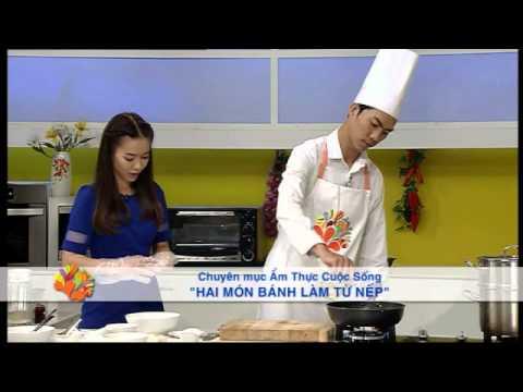 Món bánh từ nếp - Vui Sống Mỗi Ngày [VTV3 - 18.02.2014]