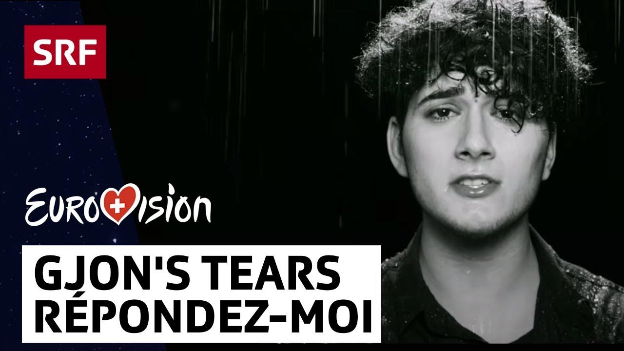 Gjon's Tears: Répondez-moi (Musikvideo) | Eurovision 2020 | SRF Musik - YouTube