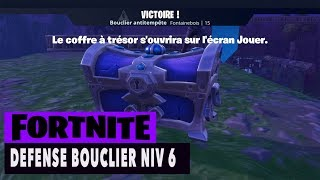 FORTNITE - SAUVER THE WORLD - DEFENSE OF BOUCLIER LIVE 6