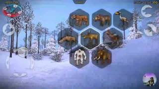 Carnivores Ice Age | Hunting Random Dinosaurs with all Weapons