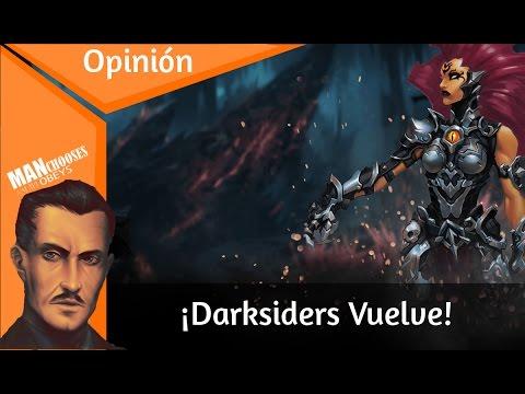 Darksiders 3 ¡EXISTE! - Primer Gameplay - Opinión