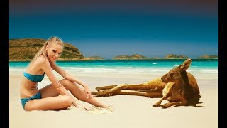 दुनिया की सबसे खूबसूरत लड़कियों वाला देश  Surprising facts About Australia