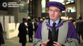 Fegal Keane OBE - Doctor of Letters, honorary graduate