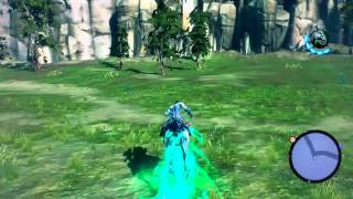 Darksiders 2 --- Cool ass horse. ps3