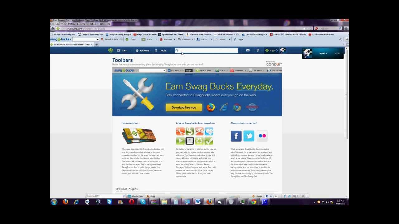 how to make 500 swagbucks in a day