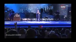 Luis Fonsi en Viña del Mar 2015 -Que Quieres de Mi (22/02/15)
