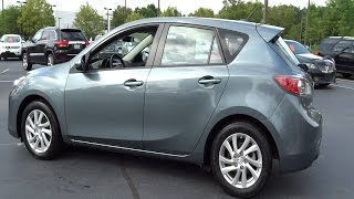 2012 Mazda Mazda3 Alpharetta, Roswell, Cumming, Sandy Springs, Marietta GA L2755B