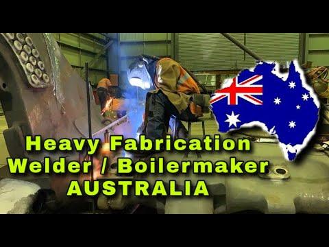 WELDING FABRICATION AUSTRALIA
