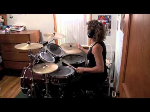 Dreams- The Cranberries- Drum Cover
